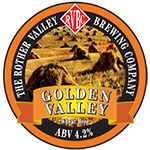 Rother Valley Brewing Company Golden Valley
