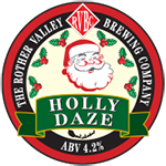 Rother Valley Brewing Company Holly Daze