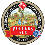 Rother Valley Brewing Company Hoppers Ale