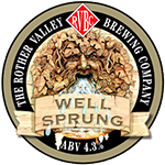 Rother Valley Brewing Company Well Sprung